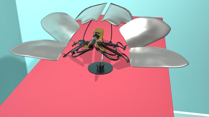 Procedural Animation - Kinetic Sculpture